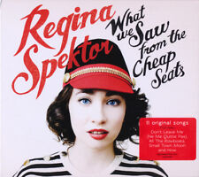 Regina Spektor ‎– What We Saw From The Cheap Seats (2012)  CD  NEW  SPEEDYPOST