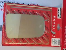 REPLACEMENT MIRROR GLASS DRIVER SIDE for FORD SCORPIO I 1985-1992, PMG118, SRG30