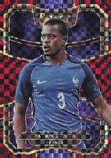 2017/18 Select Soccer Sammelkarte, Checker Board (Prizm) #54 Patrice Evra