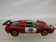 eso-9527Corgi Toys Ferrari 206 Dino Sport mit winzige Lackschäden,