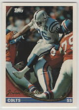 1994 Topps Indianapolis Colts football team set