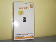 Tenda W311MI Wireless N150 150Mbps Pico Adapter IEEE 802.11b/g/n USB 2.0 RETAIL