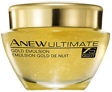 Avon Aultimate 7s Night Gold Emulsion 50 Ml