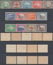 1939 Aden mi.16/28 */MLH libero marchi risolutivo Paesaggio Landscape [st1229]