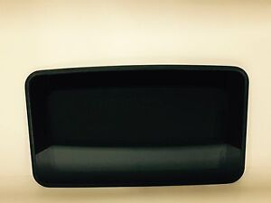 1999 - 2009 VOLVO S60 S80 V70 XC70 SUNROOF GLASS (READY TO INSTALL)