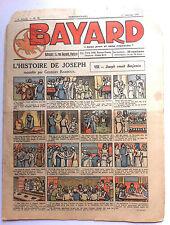 """BAYARD n°55 du 17/01/1937; """"Les exploits de Doudou"""" de Mosdyc"""
