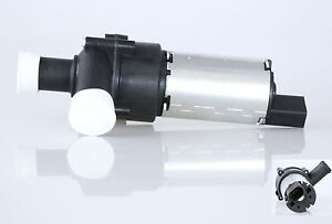 12V Additional Water Circulation Pump Waterpump VW T4 Sharan Galaxy Alhambra