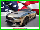 2021 Ford Mustang Roush Mustang 2021 Roush Stage 3 Convertible Mustang Premium 750Hp Supercharged