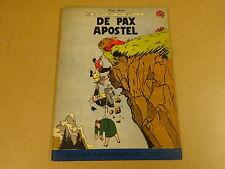STRIP 1° DRUK UIT 1958 / DE AVONTUREN VAN NERO - DE PAX APOSTEL
