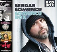 SERDAR SOMUNCU - SOMUNCU BOX  8 CD NEU