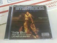 Tim's Bio: Life From Da Bassment CD Timbaland Mint disc
