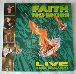 (LP) Faith no more: Live at the Brixton Academy - vinile 33 giri