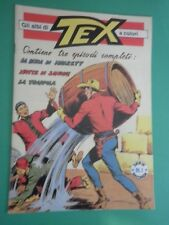 Gli Albi di TEX a COLORI Fumetto Edizione Mercury II Serie N 1 /C/