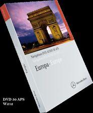 Navigations-DVD Software Audio 50 APS NTG 4  W212 4DVD 2013