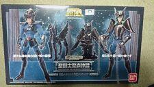 New Saint Cloth Myth Dark Pegasus&Dark Andromeda Black Pegasus&Black Andromeda