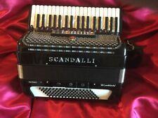 acordeon scandalli 96 bass