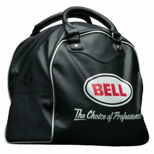 Bell Custom 500 Motorbike Motorcycle Helmet Leather Bag Black