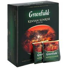 Greenfield KENYAN SUNRISE 100 Tea Bags / 200g Black Tea