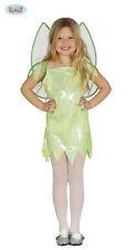 GUIRCA Costume campanellino Trilly fatina carnevale bambina mod. 8592_