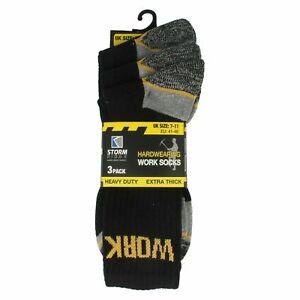 STORM RIDGE  SK 630  Heavy Duty Extra Thick Work Socks