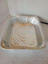 Durable Foil - Alum Pan All Prps Lid - Case of 12 - 1 CT