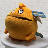 Pac-Man Clyde Plush Stuffed Toy - Video Game - Stuffed Animal