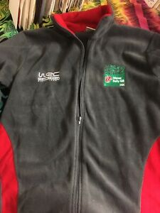 WALES RALLY RACING ORIGINAL SPONSORS CREW JACKET FROM COLLECTION TOURING CAR
