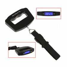 50KG Portable Digital Luggage Scale Handheld Travel Suitcase Weighing VD