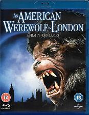 An American Werewolf In London - Blu Ray Disc -