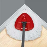 Spin Mop Replacement Head Refills Triangle  for Vileda for  O-Cedar