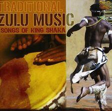 Amagugu Akwazulu - Traditional Zulu Music: Songs of King Shaka [New CD]