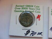 Ancient Greek Coin..B.C.E.,,21mm.(A).
