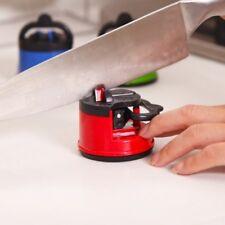 1Pcs Knife Knives Sharpener Tool Gadget Utensil Classic Randomly Suction Genuine