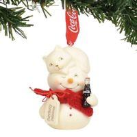 Dept 56 Snowpinions New 2019 COCA COLA SHARE A COKE Snowpinion Ornament 6003258