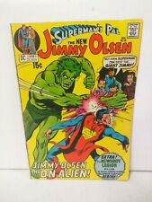 Superman's Pal Jimmy Olsen #136 (DC Comics, 1971) Low Grade