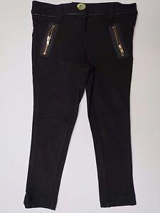 Girls trouser NXT stretch skinny zip 4 5 6 7 8 9 10 11 14 15 16 y black grey