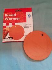 FoxRun Craftsmen Round Terracotta Tile Bread Warmer-Toaster/Oven/BBQ safe-BNIB
