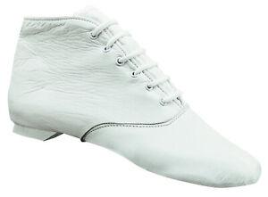Bleyer Gardestiefel Tanzstiefel Gardetanz Mariechen geteilte Sohle Weiß 4690