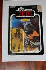 Klaatu-Star Wars-ROJ Return of the Jedi-MOC-Palitoy-Vintage-65 Back