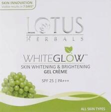 Lotus Herbals Whiteglow Skin Whitening And Brightening Gel Creme, SPF-25, 40gm