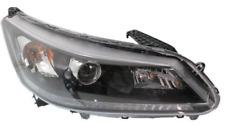 For 2013-2015 Honda Accord Headlight Sedan 4 Door Halogen Headlamps Right RH
