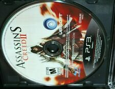 Assassin's Creed II 2 (Sony PlayStation 3, 2009) PS3 GAME DISC ONLY ~TESTED~
