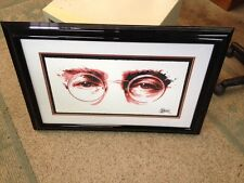 John Lennon Eyes Dreamer Joe Petruccio Limited Edition painting art Print