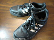 ADIDAS CAMPUS ST Originals Black Casual Trainers Shoes US Size Womens 7 NEW