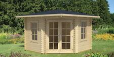 Topangebot Gartenhaus Aruba 1, ca 320x320cm, 40 mm