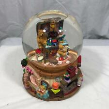 Paddington Lullaby (Song) Multicolor Brown Bears Toys Chest Musical Snowglobe