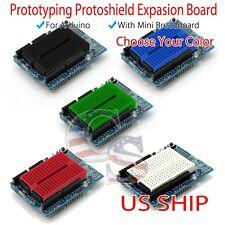 Mega 2560 Uno R3 Board Prototype Shield ProtoShield Mini Breadboard FOR Arduino