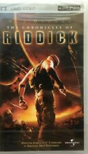 THE CHRONICLES OF RIDDICK UMD VIDEO PER PSP