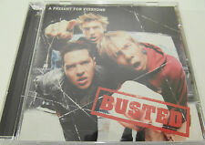 Busted - A Present For Everyone ( CD Album 2003 ) Used Very Good