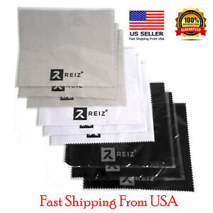 12 Pk Screen Cleaning Pad Cloth Wipes for iPad, iPhone, Macbook, Samsung Tab